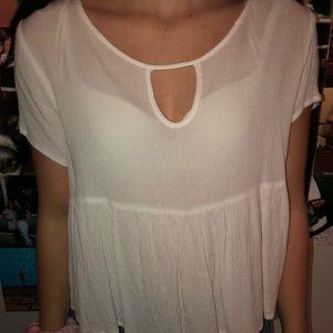 Light flowy shirt